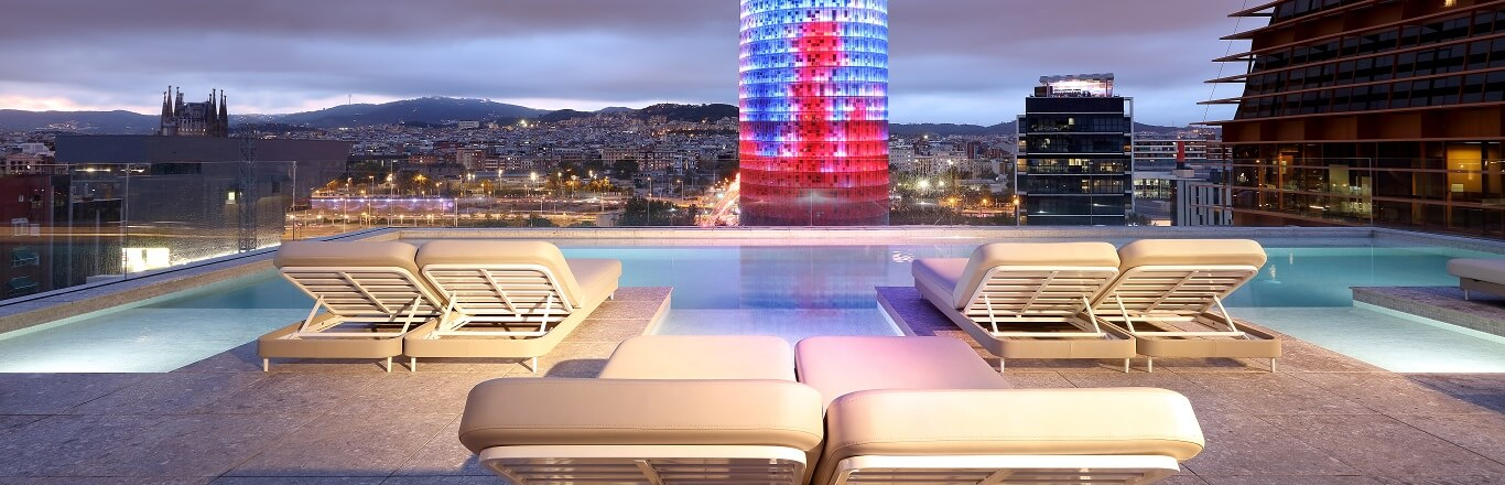 Hotel with Swimming Pool Barcelona
