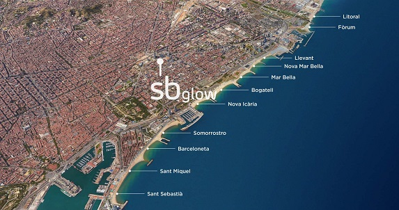 Hotel Sb Glow Next To The Beaches Of Barcelona